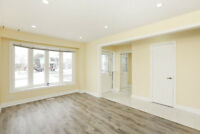 Semi Det,Queen&Rutherford Like A Model Home !Highly Renovated!