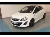 2014 Vauxhall Corsa limited edition breaking Sri sxi