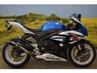 Suzuki GSXR-1000 2014**BREMBO BRAKES, ASV LEVERS, RACE FIT EXHAUST, HEL LINES**