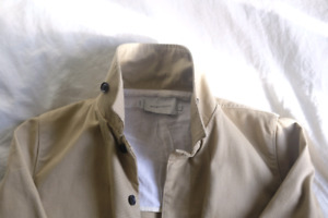 Wings Horns Mac Canvas Jacket Small