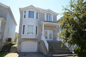 Prestigious House For Rent, Laval Fabreville O.