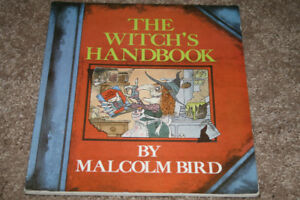 The Witch's Handbook - Malcolm Bird (out of print)