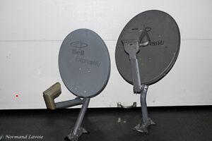 antenne parabolique Bell