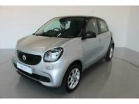 2017 smart forfour 1.0 PASSION 5d -2 OWNER CAR-LOW MILEAGE-BLUETOOTH-CRUISE CONT