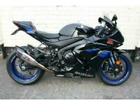 Used, SUZUKI GSX-R1000 RZ LOTS OF EXTRAS AND LESS THAT 800 MILES FROM NEW!! for sale  Mansfield Woodhouse, Nottinghamshire