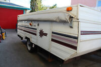 Hard Top Tent Trailer for Sale