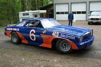 1972 Chevrolet Chevelle Stock Car (2 door)