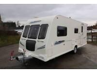 Bailey Pegasus 514 2010 4 Berth Touring Caravan