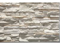 Plastic plaster wall tiles forms