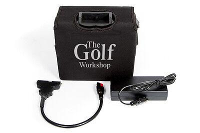 27HOLE 18AH Slim fit Lithium Golf Battery Set, perfect for PK, MotoCaddy, GoKart