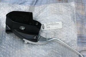 Brand new clutch mastercylinder with lever complete (black)