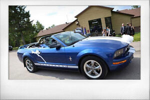 2006 Ford Mustang Décapotable Coupé (2 portes)