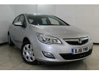 2012 61 VAUXHALL ASTRA 1.4 EXCLUSIV 5DR 98 BHP