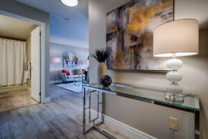 LUXURY LIVING IN THE DOWNTOWN CORE 2 BED 2 BATH BENTLEY PLACE