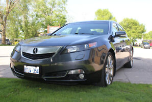 2012 Acura TL ELITE Superhandling AWD