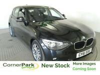 2011 BMW 1 SERIES 118D SE HATCHBACK DIESEL