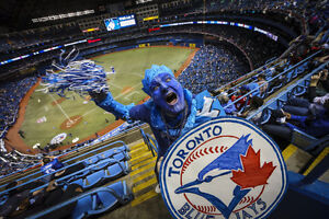 Toronto Blue Jays Fan Festival Sunday May 1