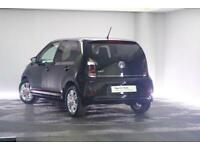 2017 Volkswagen UP Petrol black Manual
