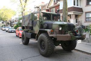 1983 AM General Army Truck