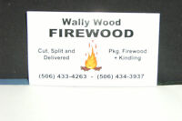 WALLY WOOD FIREWOOD