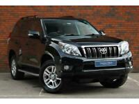 2010 Toyota LAND CRUISER 3.0 D-4D LC4 5dr SUV Diesel Automatic