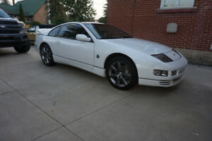 1990 300 zx twin turbo canadienne manuelle impecable
