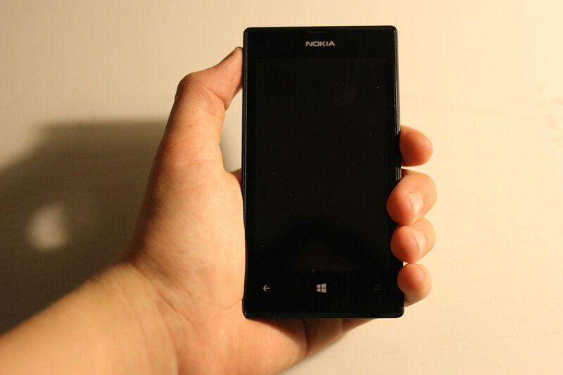 how to repair nokia lumia 520 screen issues till