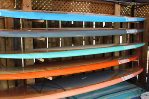 Brand New Bamboo Stand Up Paddle Boards Peterborough Peterborough Area image 2