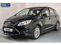 2015 Ford C-Max 1.6 TDCi 115ps Titanium With Bluetooth, Dual Zone Climate and Di