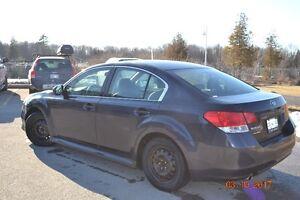 2010 Subaru Legacy Sedan Leather