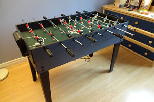 SportCraft Multi-Game Table – Foosball, Air Hockey and more