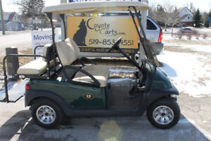 2014 Green Club Car Precedent  ( Electric Golf Cart )
