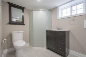 Beautifully renovated Hamilton basement suite for rent!