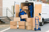 Two movers here for you