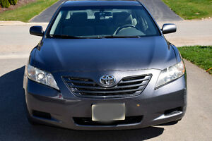 Toyota Camry V6, 3.5L, Single owner, winter tires on rims