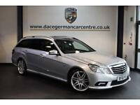 2011 61 MERCEDES-BENZ E CLASS 3.0 E350 CDI BLUEEFFICIENCY SPORT ED125 5DR AUTO 2
