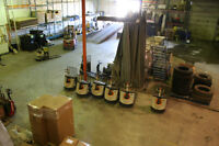 5,000 - 10,000 Sqft Warehouse w/ Office & Up to 2 Acres Yard
