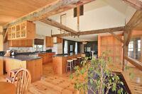 50 ACRE HOBBY FARM - CHESTERVILLE - OPEN HOUSE SUN. SEPT 6
