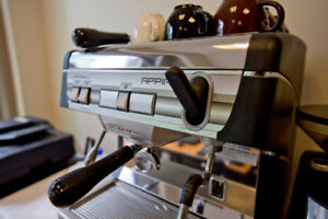 Espresso Machine - Simonelli APPIA II Semi Auto & G60 Grinder