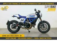 2019 19 DUCATI SCRAMBLER 800 CAFE RACER - ALL TYPES OF CREDIT ACCEPTED