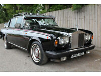 1980 ROLLS ROYCE ROLLS SILVER SHADOW 11 6.7cc REAL HEAD TURNER MAD ROLLS