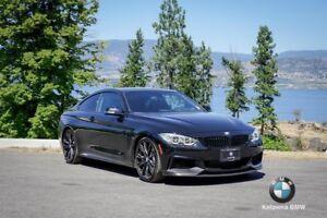 2015 BMW 435i Coupe