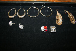Unmarked Jewellery- See photos