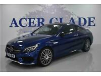 2016 Mercedes Benz C CLASS AMG C43 AMG Coupe Petrol Manual