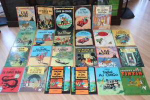 Collection de Tintin