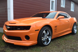 2010 Chevrolet Camaro Berline