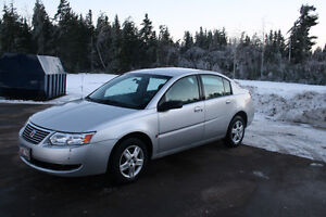 2007 Saturn Other Ion.2 Midlevel Sedan LOW KMS !!!!!