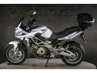 2012 62 APRILIA SHIVER SL 750 GT 750CC 0% DEPOSIT FINANCE AVAILABLE
