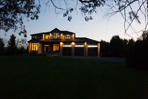 Luxury Home for Sale in Greely. Orchardview Estates