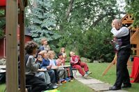 """Magician Services """"With Live Animal Petting Zoo"""" 416-931-5437"""